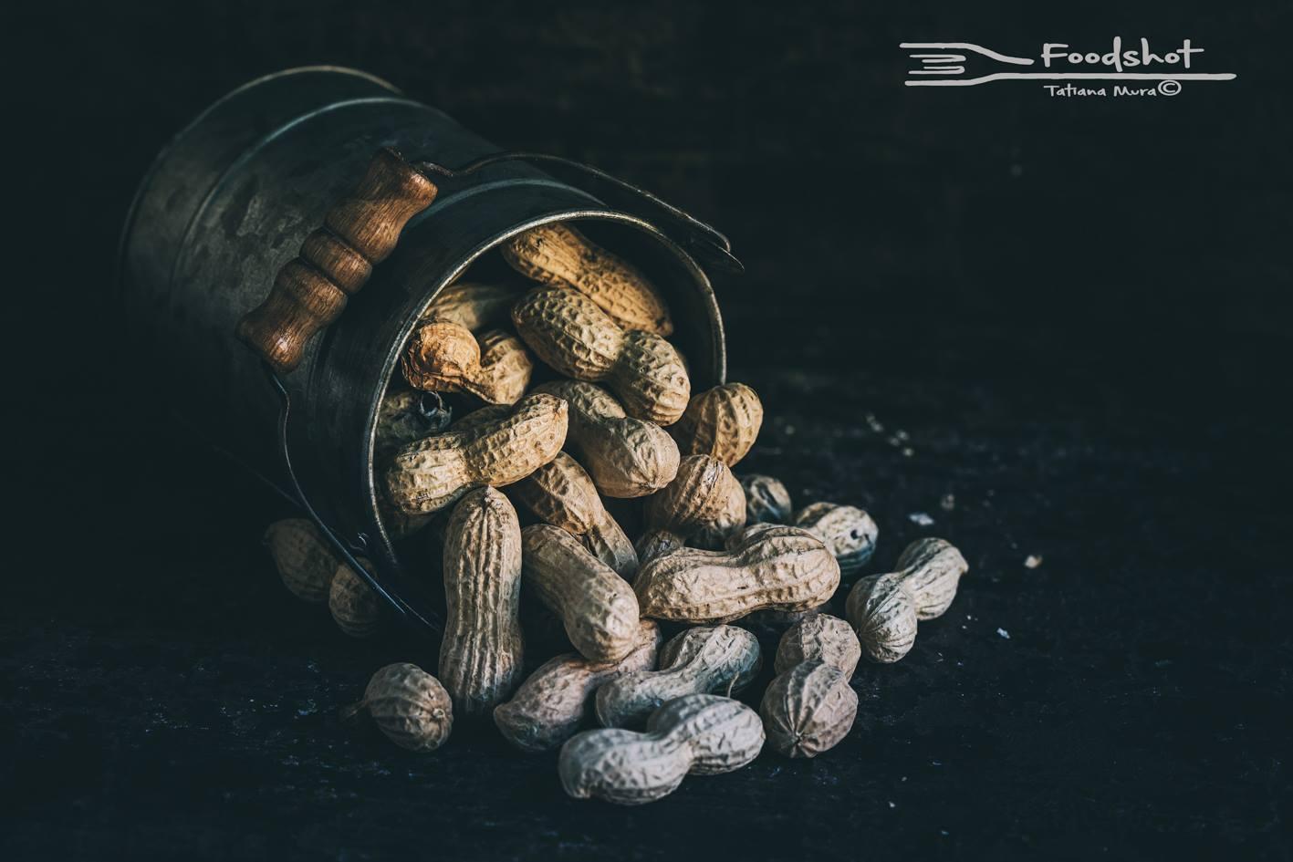 peanuts, noccioline, food